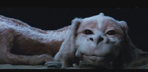 Falcor from the Never Ending Story